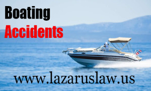 Florida Boating Accidents